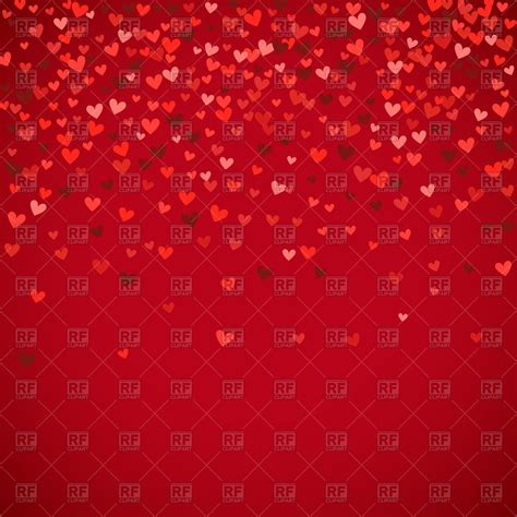 hearts background hearts background vector illustration