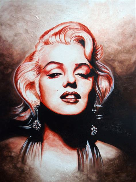 marilyn monroe art lfc paintings art by ramiliano marilyn monroe artwork