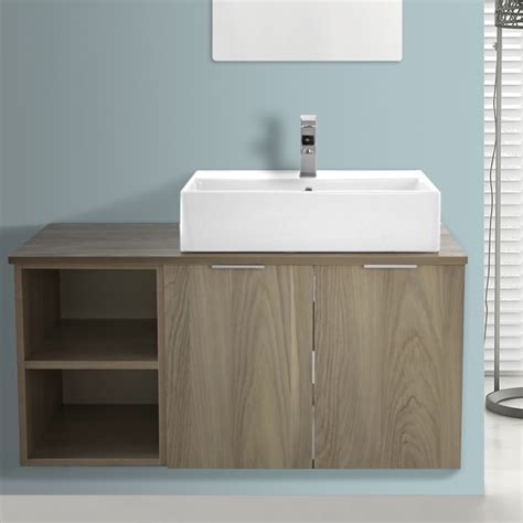 41 inch bathroom vanity 41 inch wall mount light yosemite vanity cabinet with