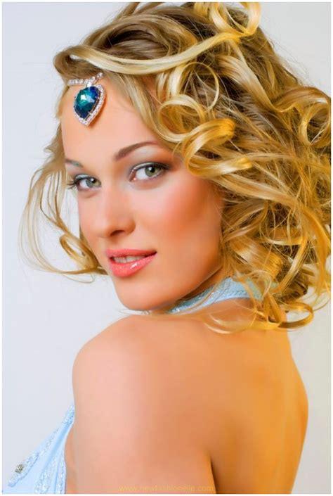 prom hairdos for medium length hair