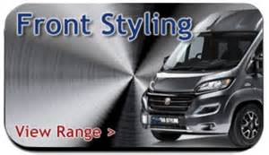 Fiat Ducato Styling Fiat Ducato 2014 On Accessories Fiat Accessories At Tva