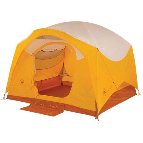 Big Agnes Big House 4 by Big Agnes Big House Deluxe Tent 4 Person 3 Season