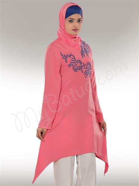 Zulfa Dress zulfa pink tunic style no krf 072 shopping link
