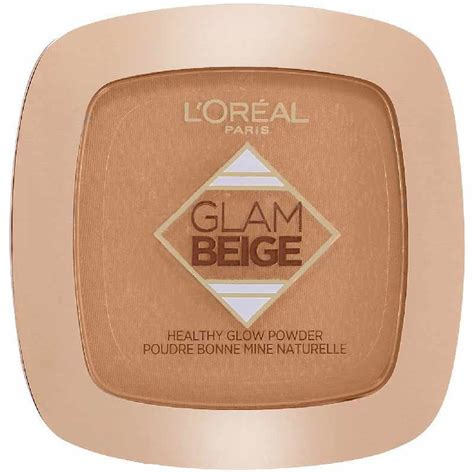 Loreal Snaps Up Organics by L Or 233 Al Cosmetics Glam Beige Powder 9 Gr Medium Light