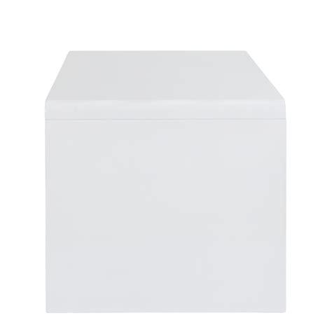 schreibtisch weiß hochglanz 180 kare design schreibtisch wei 223 hochglanz 180cm b 252 rotisch