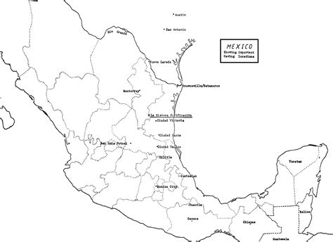 coloring page mexico map free coloring pages of mexico map