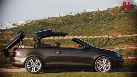 how to learn about cars 2011 volkswagen eos regenerative braking essai volkswagen eos 2011 youtube