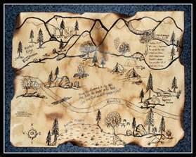 treasure maps treasure maps