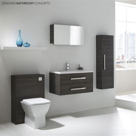 Modular Bathroom Furniture Aquatrend White Designer Modular Bathroom Furniture Collection