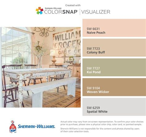 46 best images about color palettes on paint colors mobiles and wicker