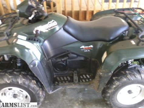 Suzuki 700 King For Sale Armslist For Sale Wtt 2006 Suzuki King 700 4x4