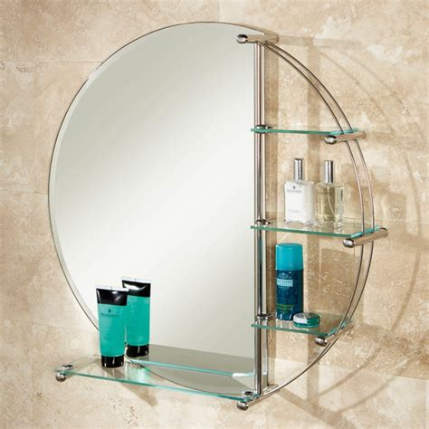 round bathroom mirror with shelf round bathroom mirror with shelf useful reviews of