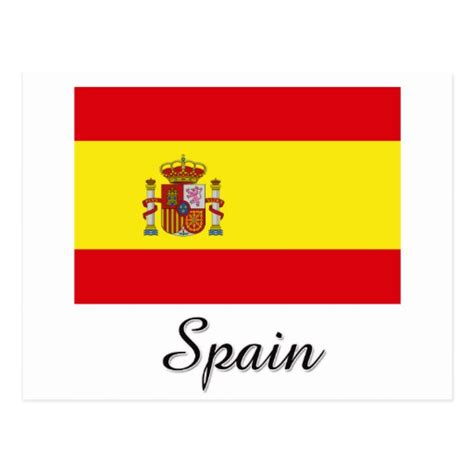 Spain Flag Design Printable Spain Flag