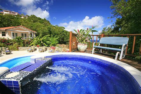 St Lucia Villa Cottages by Villa Beau Rivage St Lucia Discover Villas Of