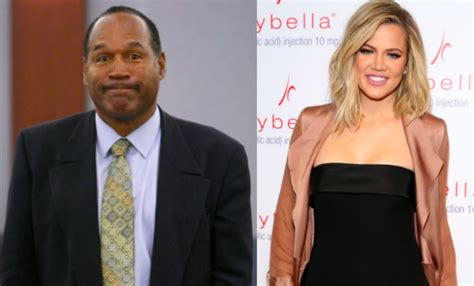 O.J. Simpson Still Believes Khloe Is His Daughter O J Simpson's Daughter Sydney