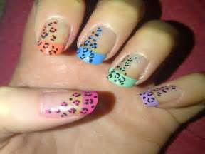 14 really easy to do at home nail designs images easy