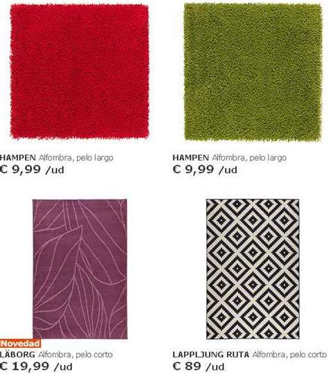 catalogo de ofertas de alfombras en ikea catalogo