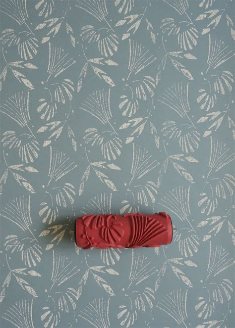 patterned paint roller item details
