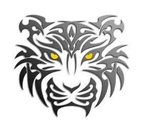 simple tiger tattoo designs tribal tiger designs
