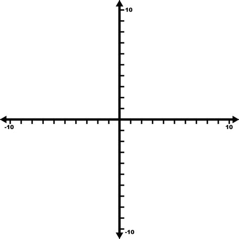 Drawing Y X by Coordinate Cliparts