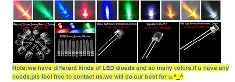 Led Rgb Fast 3mm Diode Ultra Bright Through Clea 1 2v 12v 5mm white ultra bright led diameter oval flat top rgb led price buy 5mm led 5mm