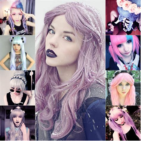How To Be A Pastel Goth : A Step By Step Guide