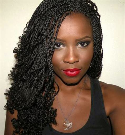 black braids hairstyle for sixty under braid hairstyles for black women