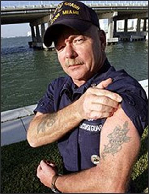 coast guard tattoo policy biker news