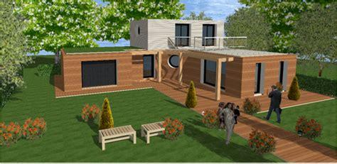 Cube Lumineux Exterieur 428 by Plan Maison Cube Best Plan Maison Interieur Amenagement
