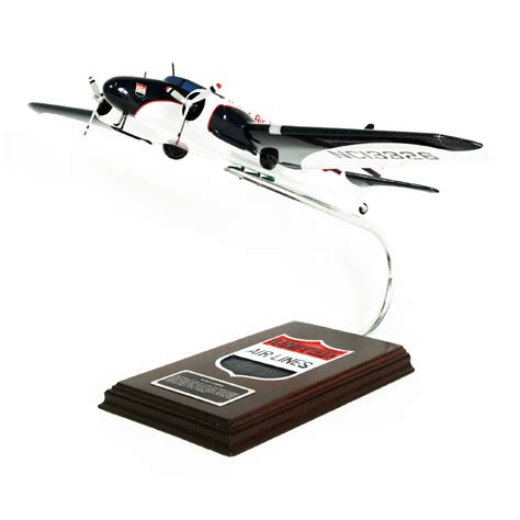 commercial model planes b 247 united model aircraft 1 48 scale commercial model