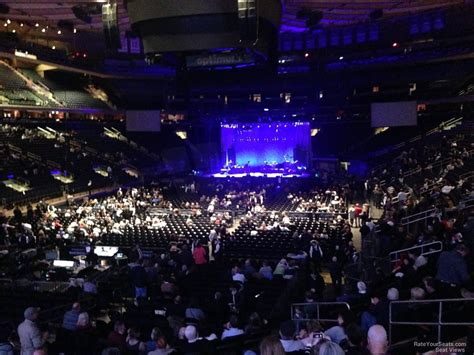 section 103 msg concerts madison square garden madison square garden floor