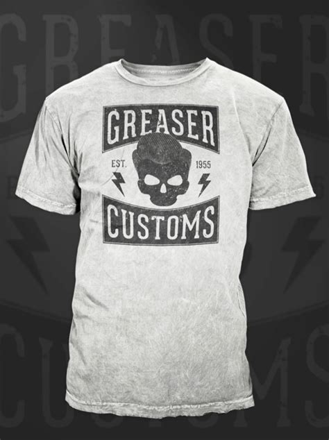 how to design a shirt using adobe illustrator how to create a vintage style greaser t shirt design