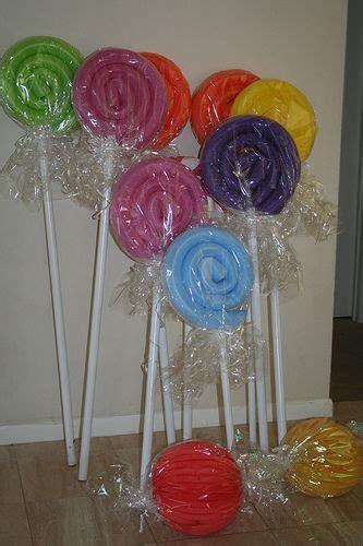 diy lollipop decorations me and my big ideas diy lollipops candyland