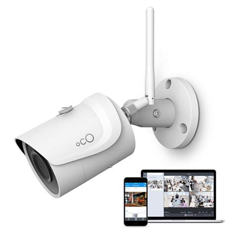 oco pro dome outdoor indoor 1080p cloud surveillance and