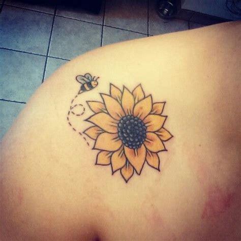 sunflower tattoo tattoos pinterest fiore