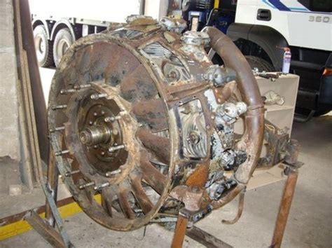Caterpillar Radial sherman engines