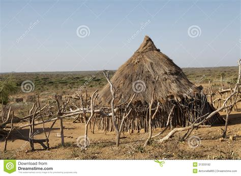 hutte nomade hut stock photo image of outdoor