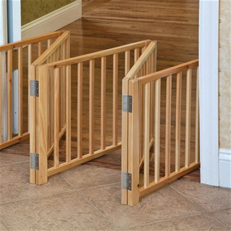 freestanding gate free standing wood pet gate petsolutions