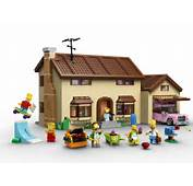 Lego Simpsons House Officially Revealed 71006 With Design Video