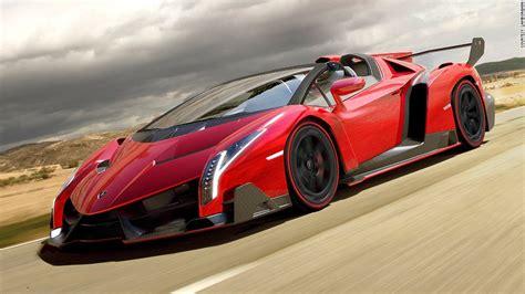 Customized Lamborghini Veneno Lamborghini Reveals 4 5 Million Roofless Car Oct 18 2013