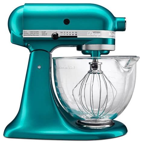 kitchenaid stand mixer colors kitchenaid unveils new colors and vastly improved