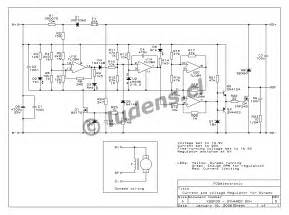 dynamo current and voltage regulator