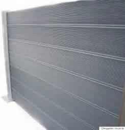 terrasse zaun kunststoff sichtschutz gartenzaun kunststoff beste garten ideen