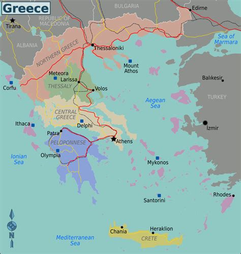 greece travel guide at wikivoyage