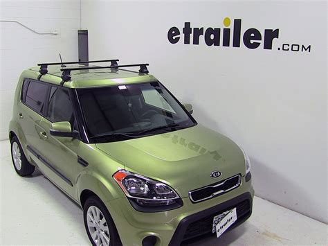 Roof Rack Kia Soul by Thule Roof Rack For 2012 Soul By Kia Etrailer