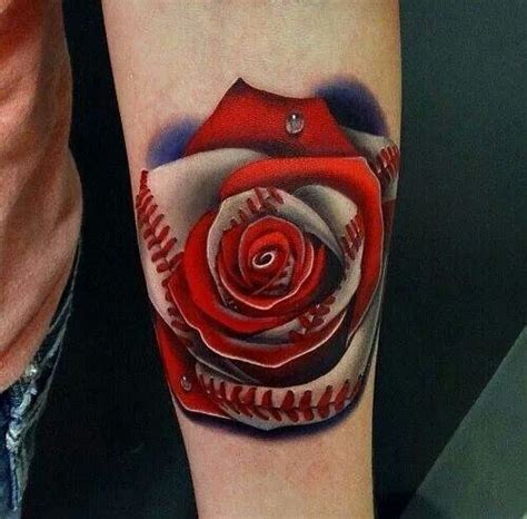 cardinal rose tattoo 20 best st louis cardinals tattoos images on