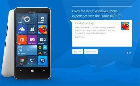 lumia 640 windows 10 mobile siente la experiencia de un lumia 640 con windows 10 mobile
