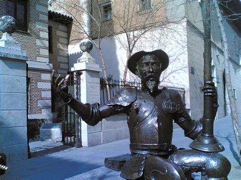 cervantes la figura en el ingenioso hidalgo don quijote de la mancha info