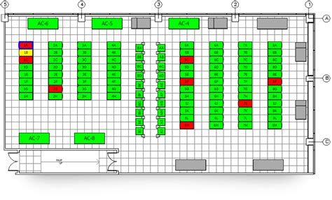 Floorplan Template using dcim to monitor the space in your data center