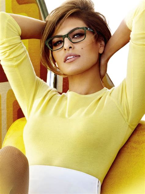 hot trends for 40 women 2015 eva mendes the new face of vogue eyewear